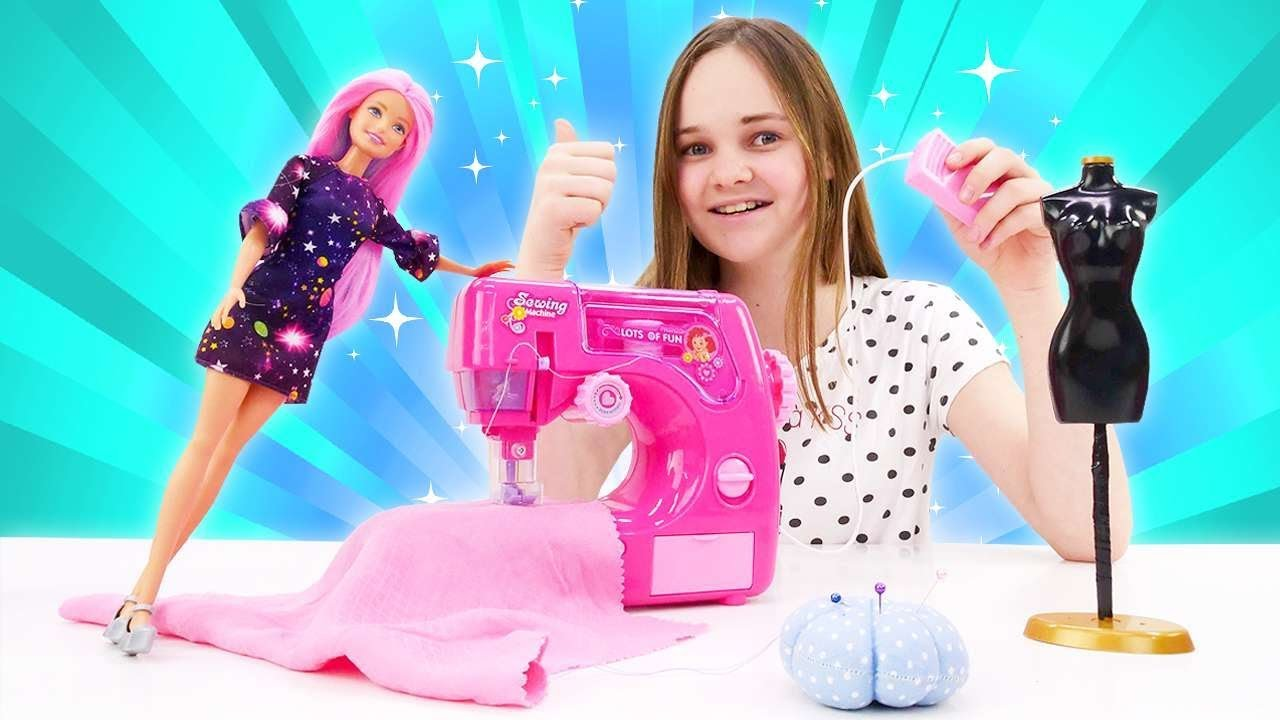 Лучшие Подружки - Барби открыла магазин одежды. Видео для ...