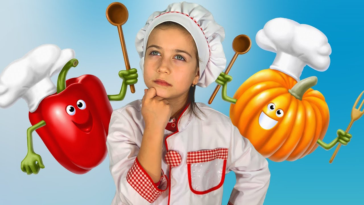 Эмилюша представляет - Детская кухня повара Эмилюши ...
