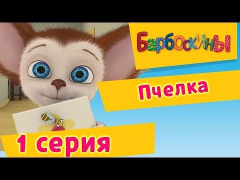 Барбоскины - 1 Серия. Пчёлка