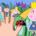 Маленькое королевство Бена и Холли - Божья коровка Гастон