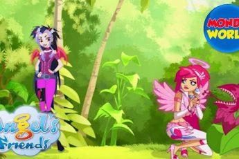 Друзья ангелов 2 сезон 48 серия | мультсериал | мультфильм для детей