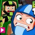 Бен 10 | Гвен против Бена — подборка | Cartoon Network
