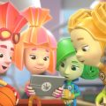 Фиксики - Кино | Познавательные мультики для детей