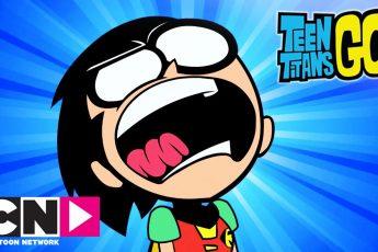 Юные Титаны, вперёд! | Борьба за выживание | Cartoon Network