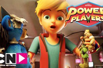 Пауэр-Плэйерс   Ящик открыт, часть 1   Cartoon Network