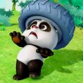 Кротик и Панда - Автомобильная покрышка - серия 16 - развивающий мультфильм для детей - о спорте