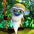 Кротик и Панда - Очки 😀- серия 25- развивающий мультфильм для детей