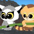 Юху и его друзья – Берегись! Сильный жар - сезон 1 серия 46 – обучающий мультфильм для детей