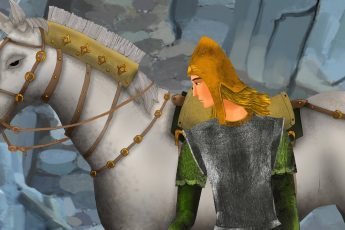 Гора самоцветов - Царский сын (Tsar's son) Фэнтези, созданное на основе древних скифских легенд.