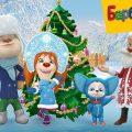 Барбоскины | С новым годом! 🎄🎄🎄 Сборник мультиков для детей
