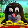 Кротик и Панда - Вечеринка для Кротика - серия 2 - развивающий мультфильм для детей