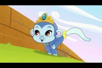 Пушистые истории - Сезон 2 Мультфильм Disney - Королевские питомцы! Принцессы их обожают!