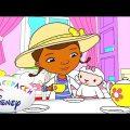 Раскраски Disney - Доктор Плюшева | Все серии-сборник#3| Лучшие мультики Disney в раскрасках