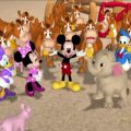 Клуб Микки Мауса - Сезон 1 серия 23 - Звери, Ку-Ку! |мультфильм Disney