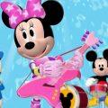 Клуб Микки Мауса - Сезон 4 серия 22 - ПОП-ЗВЕЗДА МИННИ (Особый выпуск)  мультфильм Disney