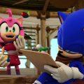 Соник Бум - 1 сезон 1 серия - Напарник   Sonic Boom