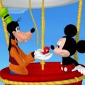 Клуб Микки Мауса - Сезон 1 серия 03 - Потеряшка  мультфильм Disney