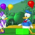 Клуб Микки Мауса - Сезон 1 серия 14 - Дейзи в поднебесье |мультфильм Disney