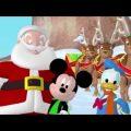 Клуб Микки Мауса - Сезон 1 серия 20 - Санта Клаус, Микки Маус и Спасательный Отряд|мультфильм Disney
