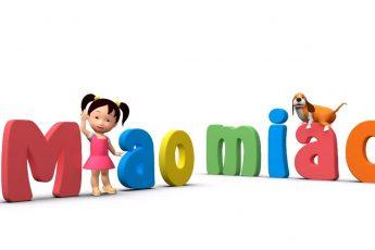 Английский язык для малышей - Мяу-Мяу - Мама для лосенка (Helping Baby Moose)