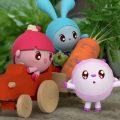 Малышарики - Обучающий мультик для малышей - Все серии подряд - Растения