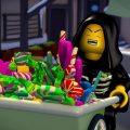 Глазами змеи - LEGO Ninjago - Сезон 1, Эпизод 5