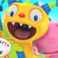 Раскраски Disney - Генри Обнимонстр | Все серии-сборник #1 | Лучшие мультики Disney в раскрасках