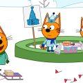 Три кота | Серия 114 | Выборы | Мультфильмы для детей