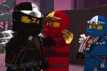 LEGO Ninjago: Мастера Кружитцу. Полные с 2 сезон на русском!