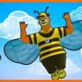 10 Друзей Кролика / Изгоняющий пчел. Серия 2