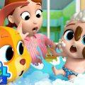 Малыш Не Хочет Мыться - Банная Песенка | Обучающие Игры и Песенки для Детей | Little Angel Русский