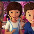 Благотворительная продажа выпечки - мультфильм для детей – LEGO Friends – Cезон 1, Эпизод 66