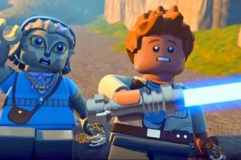 LEGO STAR WARS Приключения изобретателей - мультфильм Disney для детей | Сезон 2 Серия 7