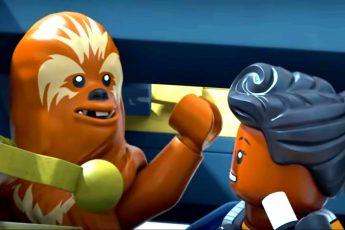 LEGO STAR WARS Приключения изобретателей - мультфильм Disney для детей | Сезон 2 Серия 10