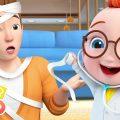 Маленький Доктор💊   ДжоДжо Доктор   Сборник Детских Песен И Мультфильмов   Super JoJo
