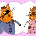 Три кота   День рождения мамы   Серия 21   Мультфильмы для детей