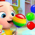Какой цвет ты хочешь? | Развивающая песенка для малышей | Учим цвета | Super JoJo