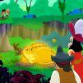 Джейк и пираты Нетландии - Джейк и бобовый стебель/ Красная шляпочка с пером - Серия 27, Сезон 2
