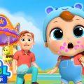 Играем В Детском Садике! | Развивающие Мультики Для Малышей | Little Angel Русский
