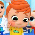 Почему Болят Зубки? 🦷 Песенка Зубного! | Обучающие Мультики Про Здоровье| Little Angel На Русском