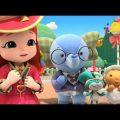 Радужным мир Руби - Руби в Цирке