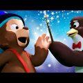 Приключения медвежонка Расмуса - Волшебник Алле-оп (20 серия)
