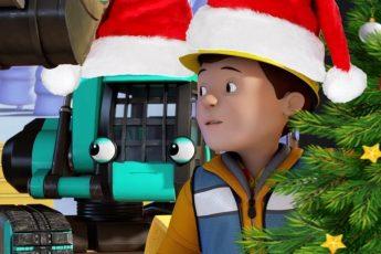 ⭐ Боб строитель 🛠🎄Готовить рождество 🎄🛠 Новые серии 2018 🛠мультик ⭐