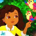 Даша и друзья | Для птиц | Nick Jr. Россия