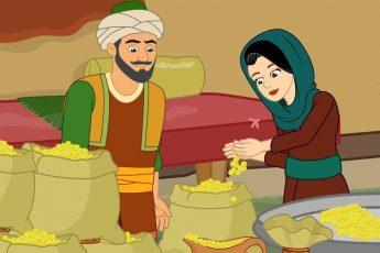 Али-Баба и сорок разбойников (мультфильм)
