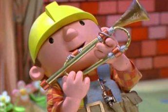Боб строитель - Боб музыкант