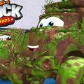 Мультики - Приключения Чака. Самый грязный грузовик