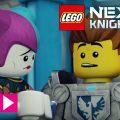 Книга монстров, часть 1 (серия целиком)   Nexo Knights   Cartoon Network