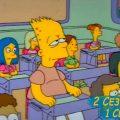 Симпсоны 2 Сезон 1 Серия / Барт двоечник / Лучшие моменты