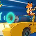 Лекс и Плу: Космические таксисты   Не всё сразу   Серия 7   Мультфильмы для детей